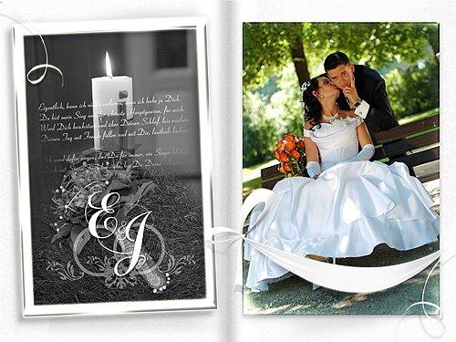 Fotograf - russische Hochzeit